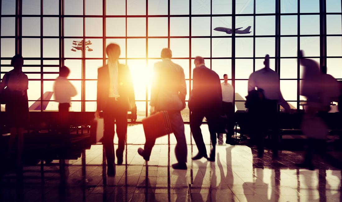 Die besten deutschen Flughäfen fuer Geschaftsreisende