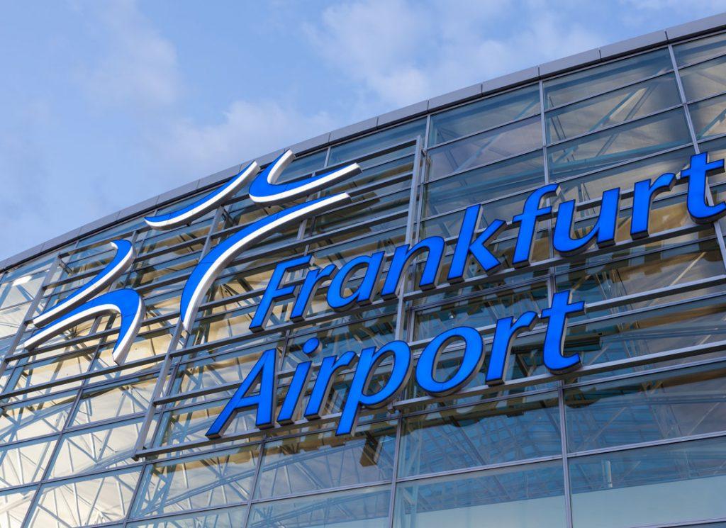 Deutschlands beste Flughäfen Frankfurt