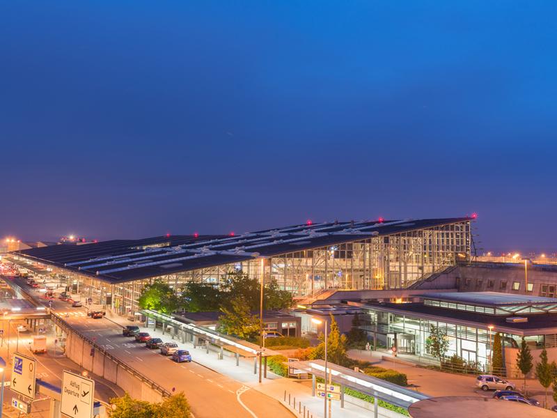 Deutschlands beste Flughäfen Stuttgart