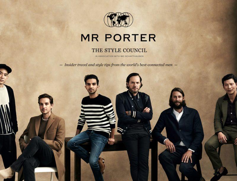 Mr Porter Style Council