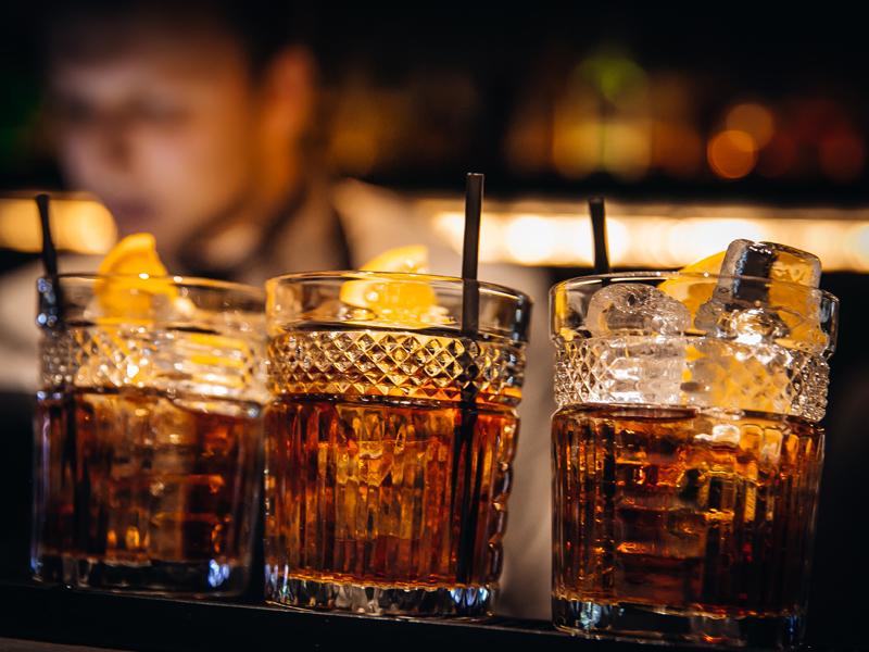 Besten Bars in Berlin Rum Trader