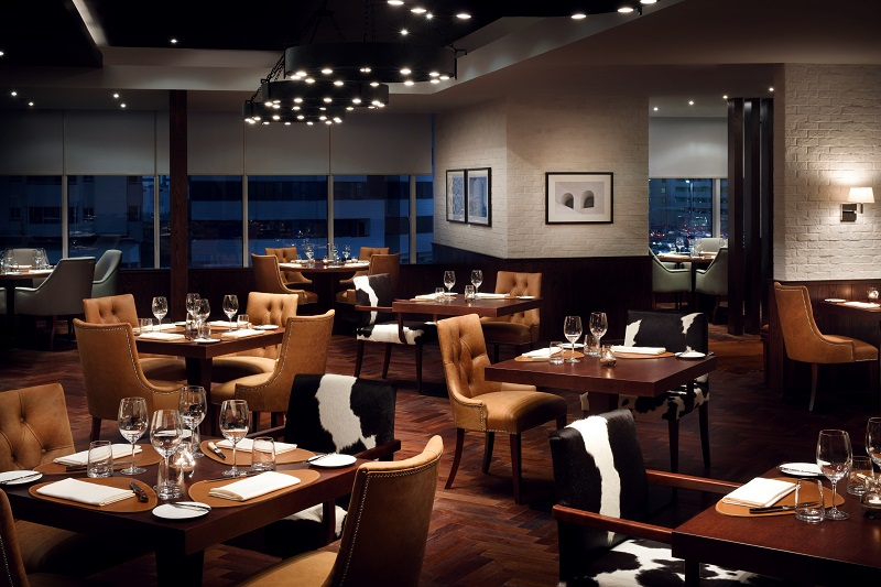 JW Steakhouse im Marriott Downtown Abu Dhabi