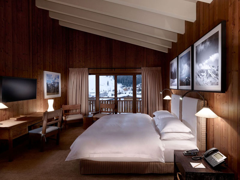 Teuerste skihotel der welt aurelio lech the frequent for Boutique hotel ski