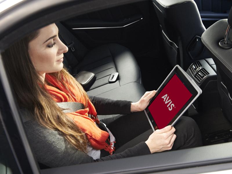 Besten Mietwagen Programme Avis Preferred