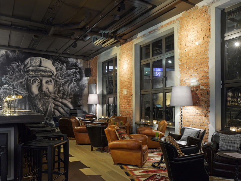 Die besten bars in hamburg the frequent traveller for Design hotel 25 hamburg