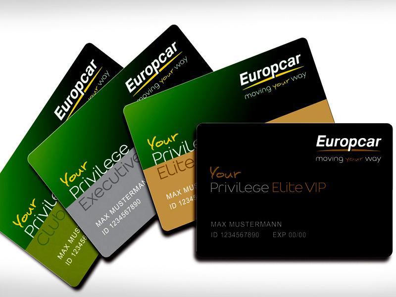 Die besten Mietwagen Programme Europcar Privlege Programm