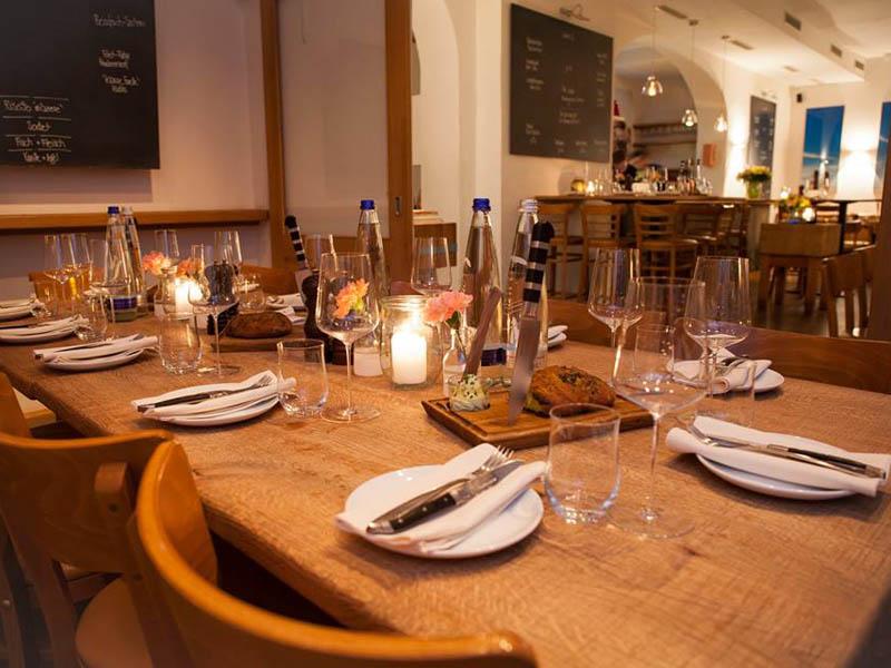 Coolsten Szene Restaurants in Deutschlands