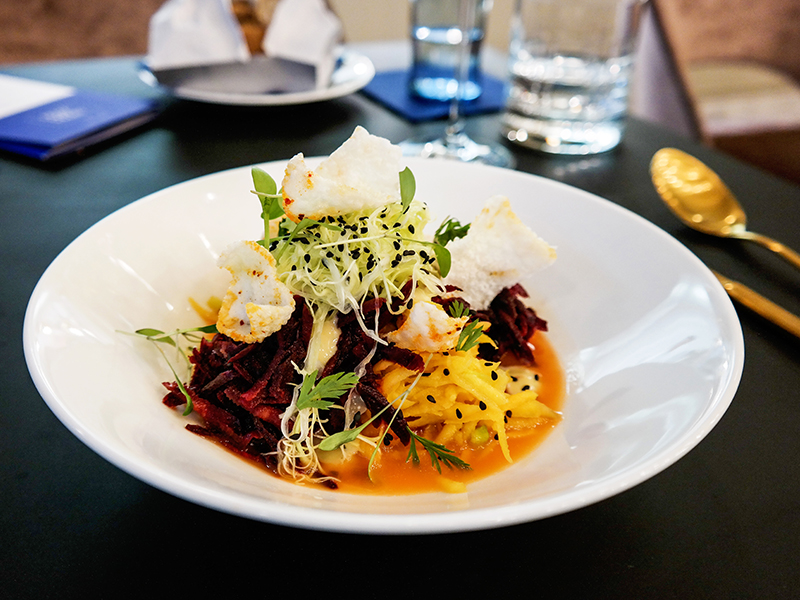 Die besten Restaurants in Düsseldorf