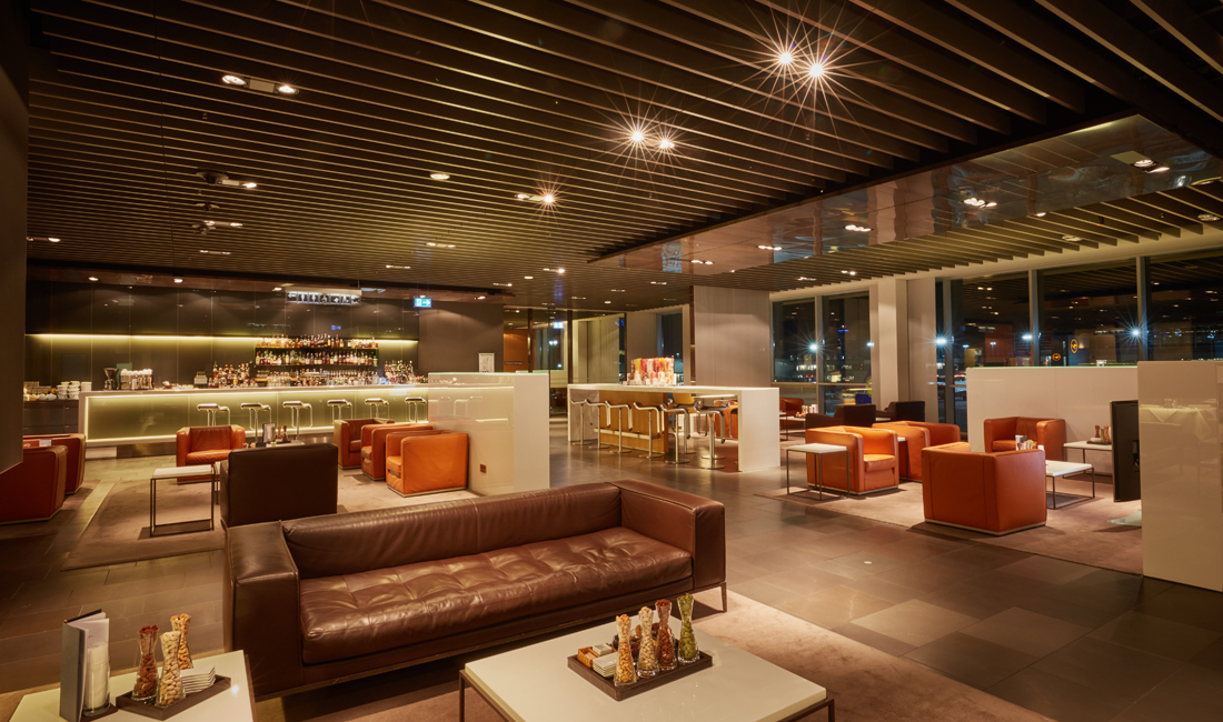 lufthansa first class lounges im check the frequent traveller. Black Bedroom Furniture Sets. Home Design Ideas