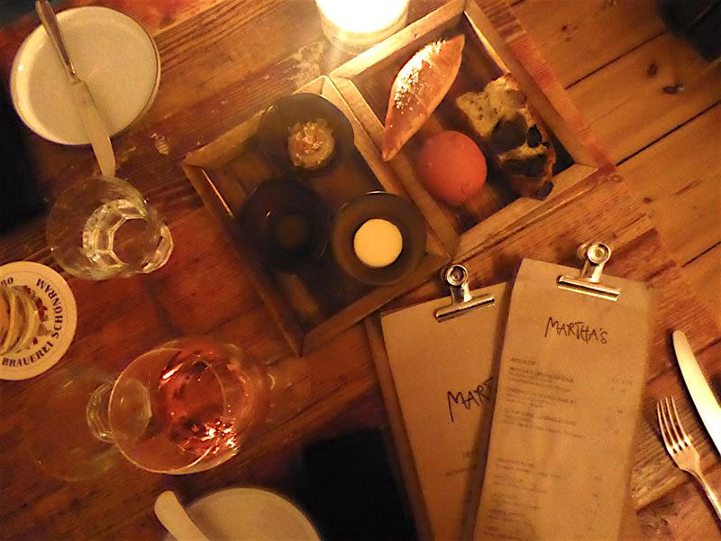 Marthas Restaurant Berlin