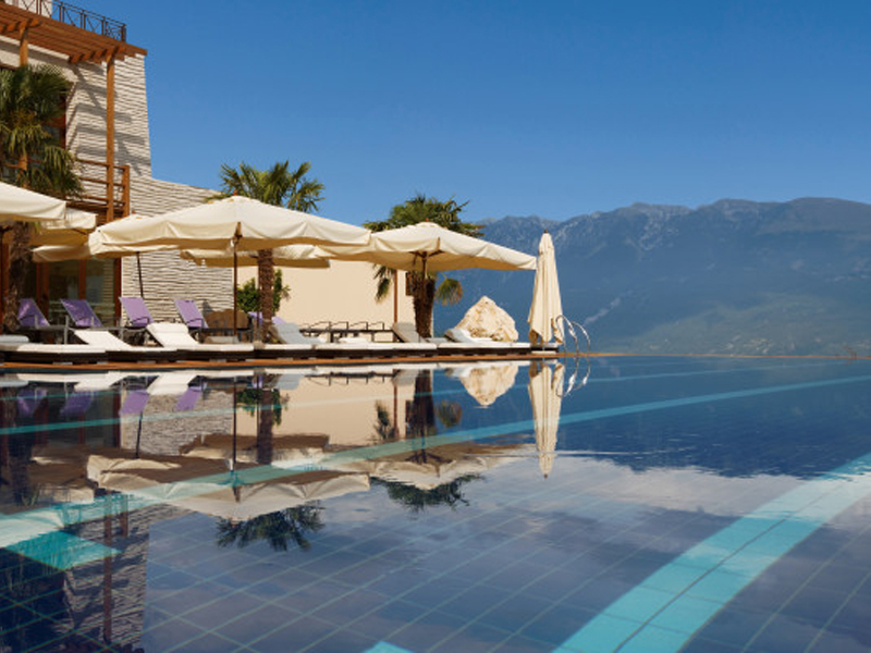 Die besten Golf- und Spahotels in Europa