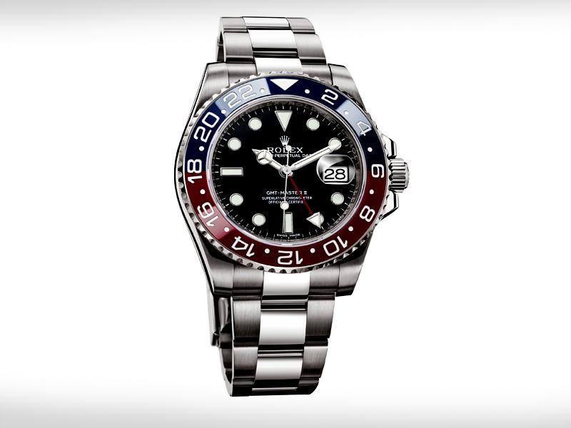 Die besten Weltzeituhren Rolex