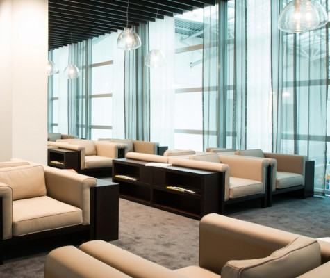 Brussels Airlines The Loft Lounge Review
