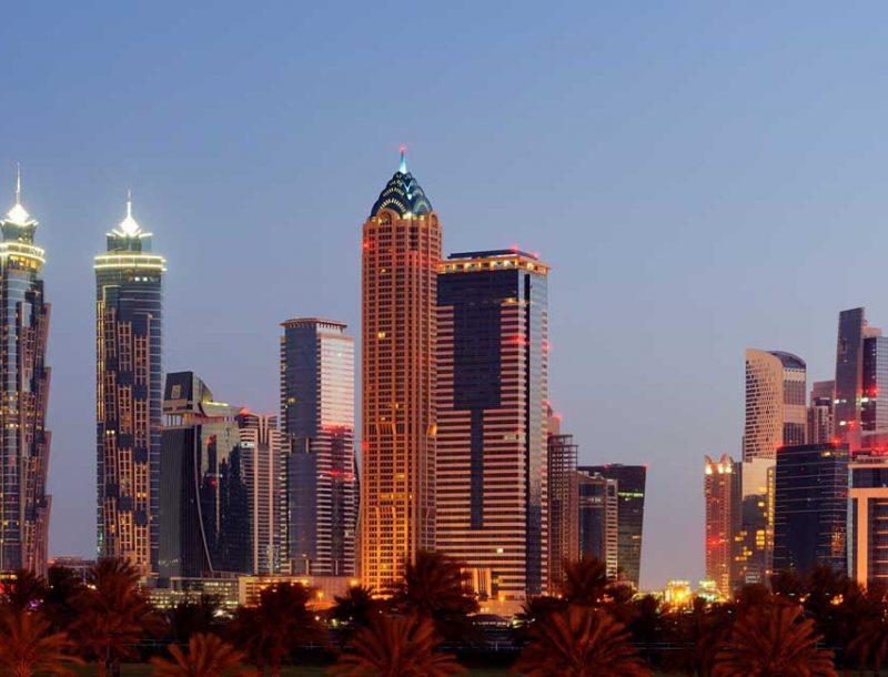 Das beste Business-Hotel in Dubai JW Marriott
