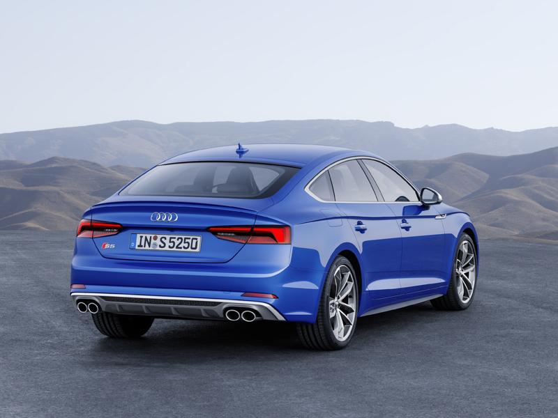Audi S 5 Sportback