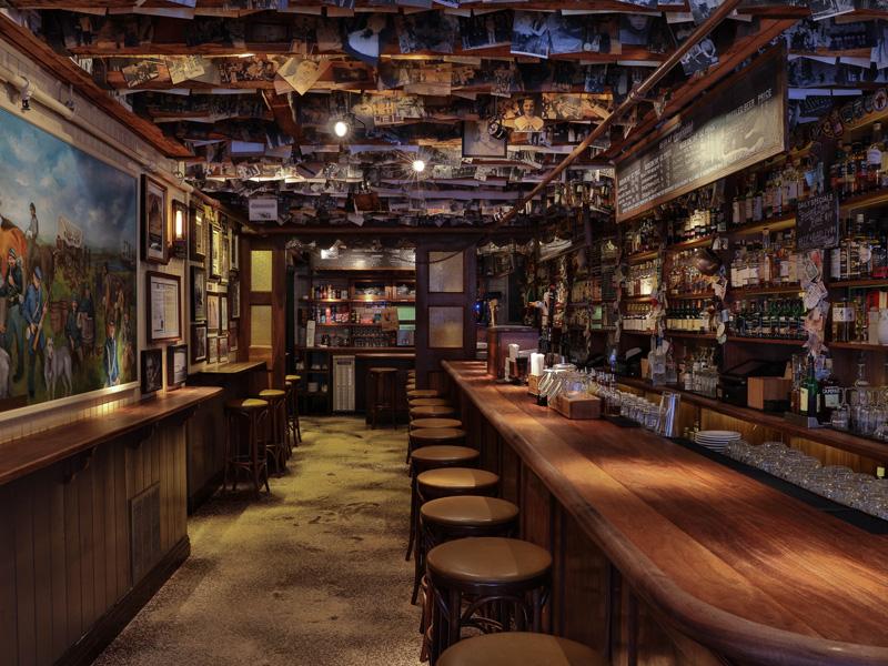 Dead Rabbit Die besten bars in New York