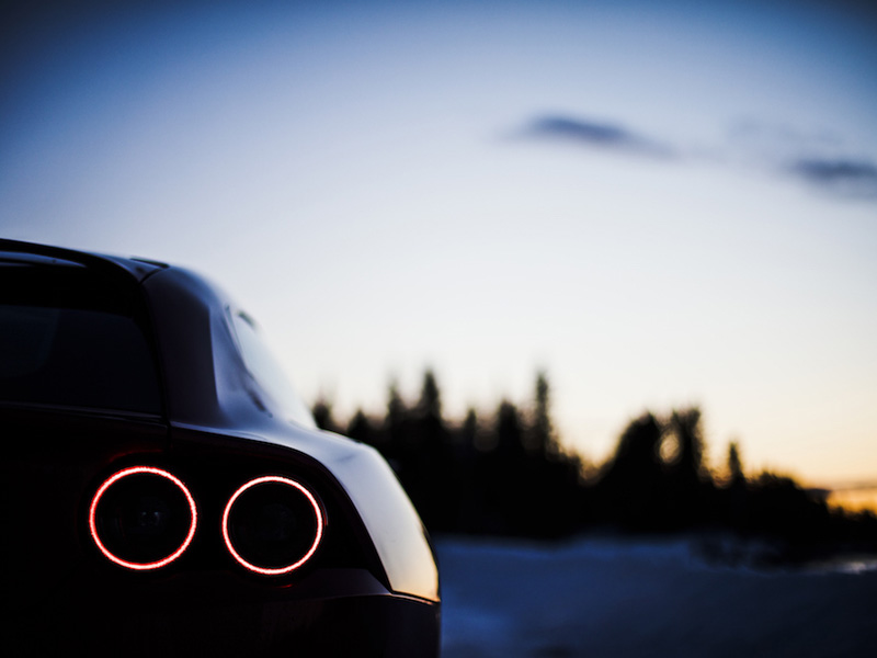 Fahrbericht Ferrari GTC4Lusso
