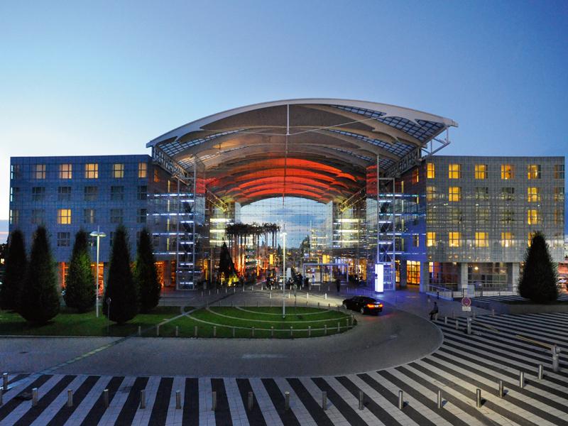 Die besten Airport-Hotels der Welt