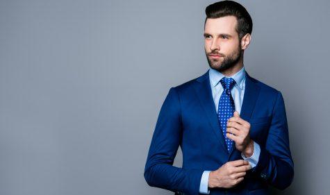Accessoires zum Anzug
