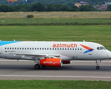Azimuth neuer Superjet