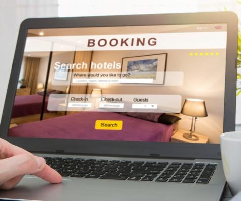 Buchungsportale meist teurer als Hotelwebsite