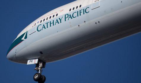 Cathay Pacific Schwere Zeiten