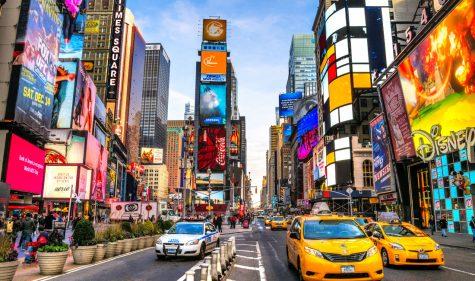 Sehr guenstige Fluege nach New York