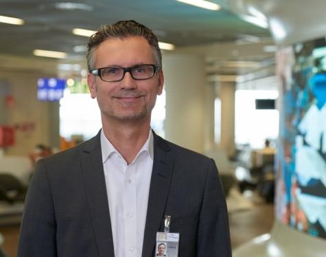 Thomas Kirner Frankfurt airport