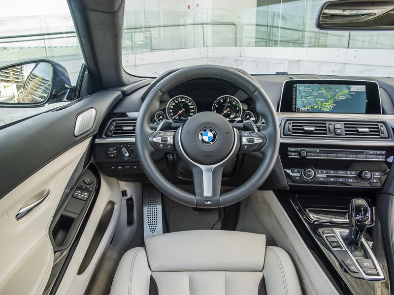 BMW 640d Coupé xDrive