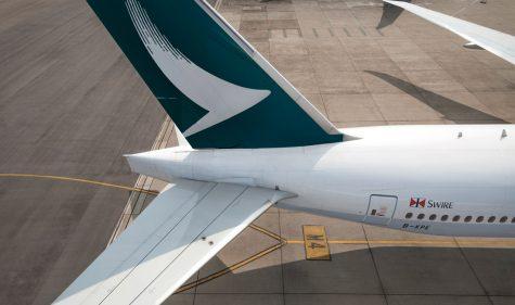Cathay Pacific Bilanz