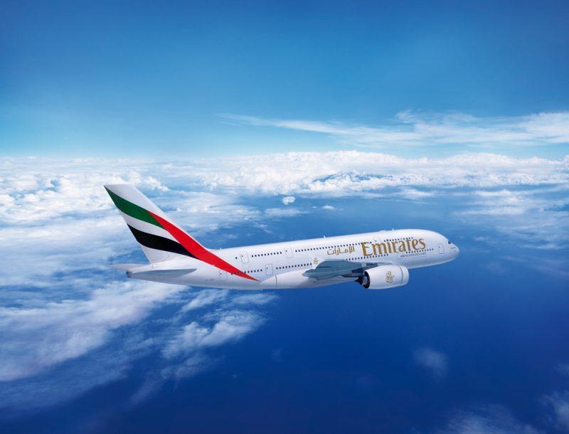Mit Emirates im A380 schon ab 380 Euro fliegen