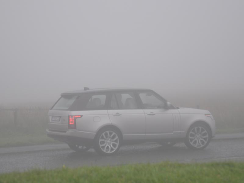 Range Rover Vogue Fahrbericht