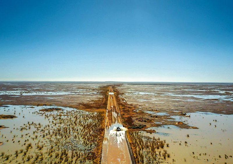 Porsche World Expedition: Outback in Australien