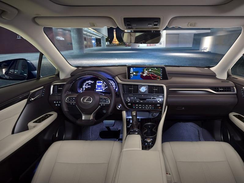 Fahrbericht Lexus RX 450h