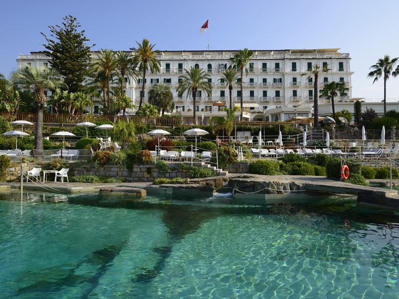 Historische Hotels in Italien