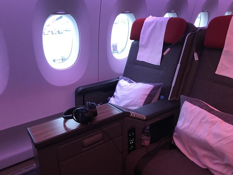 Qatar Airways Business Class A350-900