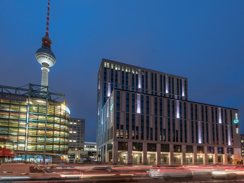 Motel One Berlin Alex