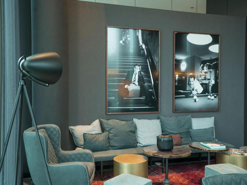 Motel one berlin upper west ein besuch in dem low budget for Trendige hotels in berlin