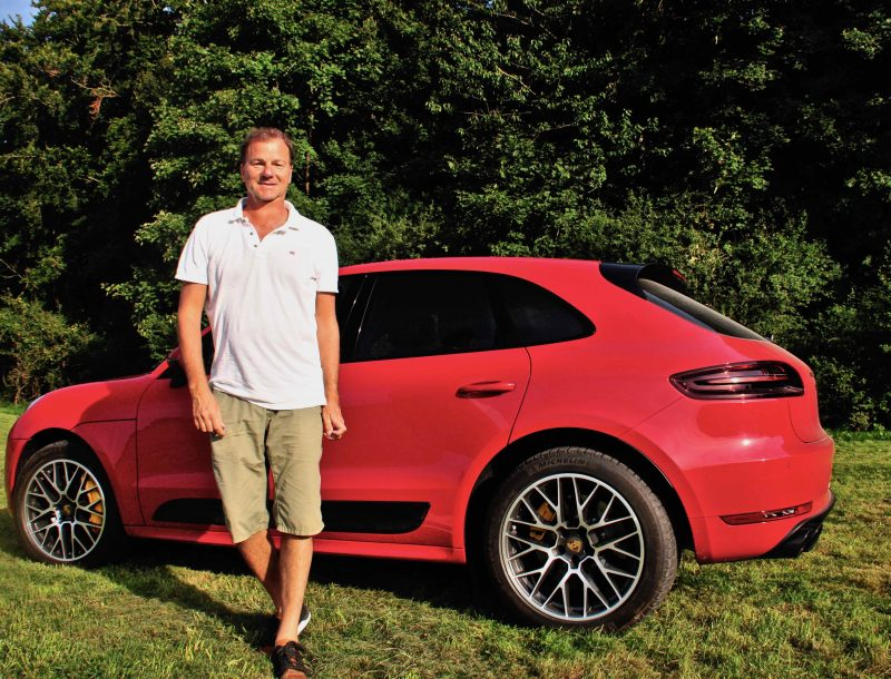 Porsche Macan GTS: Freude für Familienväter