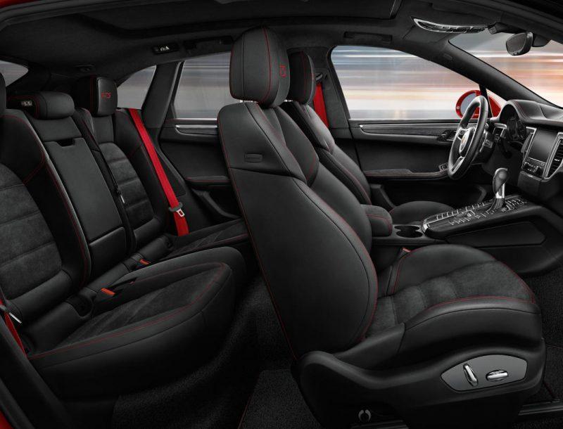 Porsche Macan GTS: edles Interieur
