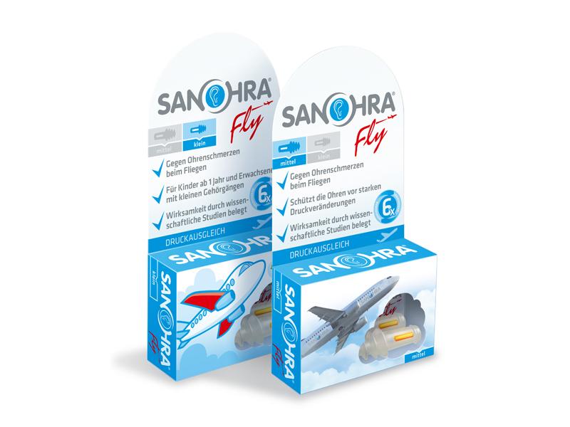 SANOHRA Ohrstöpsel Gadget für die Geschäftsreise