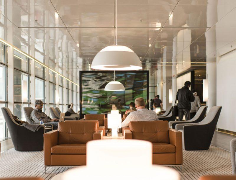 Cathay Lounges Hongkong