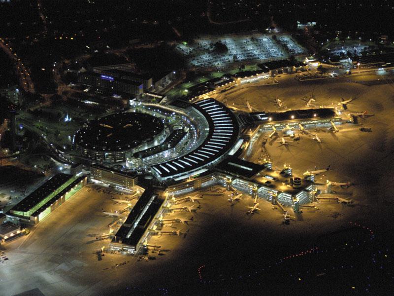 Deutschlands beste Flughäfen Düsseldorf