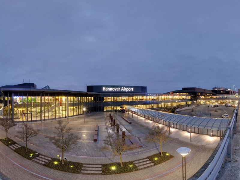 Deutschlands beste Flughäfen Hannover