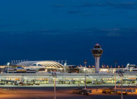 Deutschlands bester Flughafen München