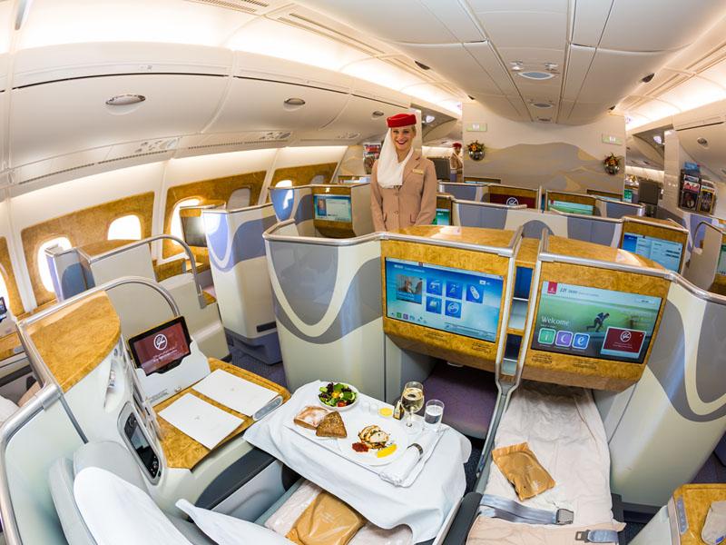 Die besten Airlines der Welt
