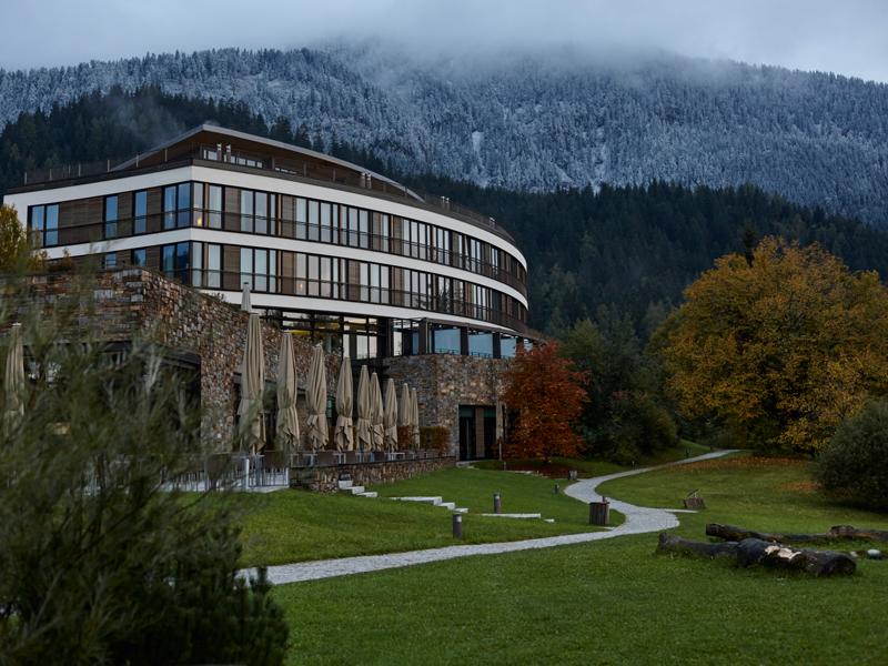 Die besten Wellness-Hotels in Bayern Kempinski Berchtsgadener Land
