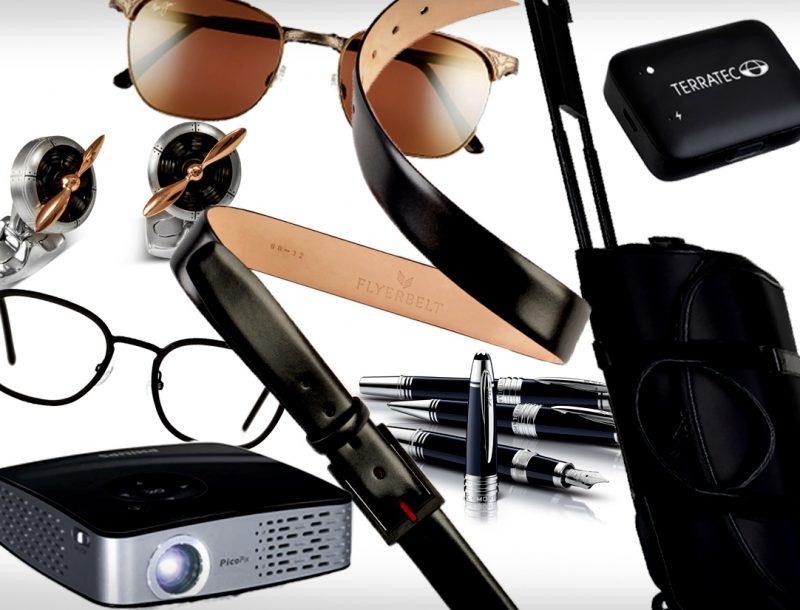 Gadgets für Geschäftsreisende