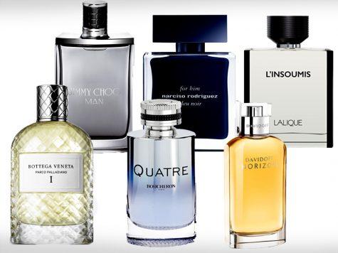 Herbstparfums für Männer