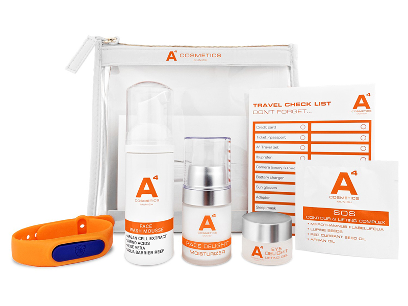 A4 Cosmetics Travel Kit